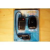 Nikon D90 DSLR 12.3MP Camera W/Lens Bag Trigger System Battery Charger