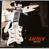 Gretsch 2012 Guitar And Product  Catalog  (Nos)