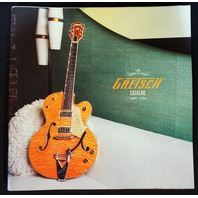 Gretsch Guitar And Product Catalogs Package
