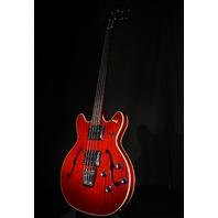 Guild Starfire II Bass Cherry Finish Hardshell Case Included