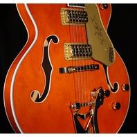 Gretsch G6120T Nashville Guitar Players Edition Mint 2018 Hardshell Inc.