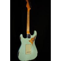 Fender Custom Namm 2018 LTD '62 Stratocaster Heavy Relic Srf/3Tsb Guitar