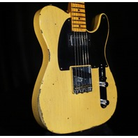 Fender Custom 2018 LTD '51 HS Telecaster Relic Aged Nocaster Blonde Guitar