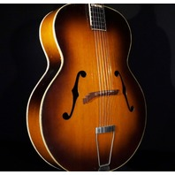 Gretsch Synchromatic Archtop Guitar Cir 1952 Hardshell Included