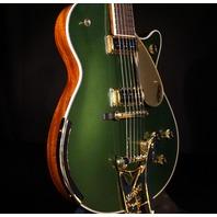 Gretsch USA G6128CS Custom '57 Cadillac Green Duo Jet Guitar