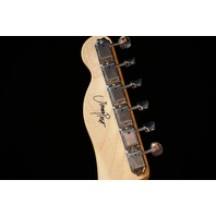 Fender Jimmy Page Signature Telecaster Natural W/Custom Graphic Guitar MXN01905