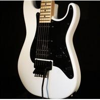 Jackson USA Signature Adrian Smith San Dimas Dinky Guitar Snow White