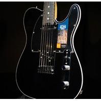 Fender American Elite Telecaster Strkd Mystick Black Guitar Mint W/Hardshell