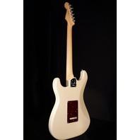 Fender American Elite Stratocaster HSS Shawbucker Olympic Pearl 2018 W/Hardshell