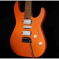 Charvel DK24 HSH Pro Mod 2PT MPL Satin Orange Crush Guitar Mint