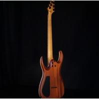 Jackson USA Mansoor Juggernaut HT7 Fm Laguna Burst Guitar W/Hardshell Mint 2018