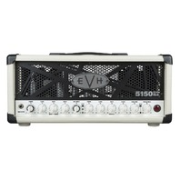 Evh 5150 III 50 Watt 6L6 Amplifier Head Ivory W/Footswitch