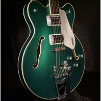 Gretsch G5622T Electromatic Center Block Guitar Georgia Green CYGC19070343
