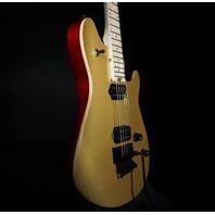 EVH Wolfgang Standard Gold Top Maple Neck Guitar