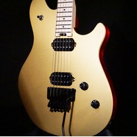 EVH Wolfgang Standard Gold Top Maple Neck Guitar