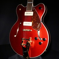 Gretsch G2622TG-P90 Streamliner Lmt Ed W/Gold Hardware Satin Candy Apple Red Guitar