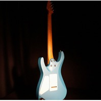 Charvel DK24 HH Pro Mod 2PT CM Matte Blue Frost Electric Guitar