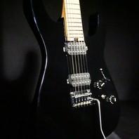 Charvel DK24 HH Pro Mod 2PT CM Black Electric Guitar