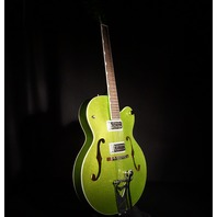 Gretsch G6120T-HR Extreme Coolant Green Sparkle Brian Setzer Hot Rod Guitar