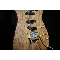 Jackson USA Custom PC1 Phil Collen Signature Played and Signed Lmt Ed Claro Walnut Guitar
