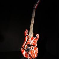 EVH Stripe Series 5150 Red Black White Electric Guitar