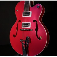 Gretsch G6120T-HR Brian Setzer Hot Rod Guitar Candy Magenta (Dinged)