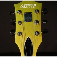 Gretsch G6120T-HR Brian Setzer Hot Rod Guitar Lime Gold