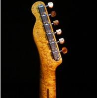 Fender Prestige Custom India Garden Esquire Jason Smith Master Built Guitar
