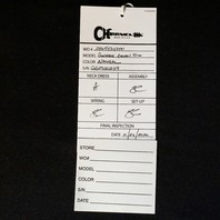 Charvel Custom Shop Signature Guthrie Govan HSH Caramelized Ash Guitar GG19002119