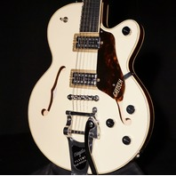 Gretsch G6659T-LIV  Lotus Ivory-Walnut JR Players Edition Broadkaster Guitar