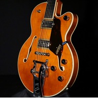 Gretsch G6659T-RUO Round Up Orange JR Players Edition Broadkaster Guitar