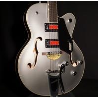 Gretsch G5410T MPT Rat Rod Hollow Body Matte Phantom Metallic Electromatic Guitar