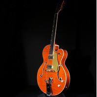 Gretsch G6120SSL NV Lacquer Flamed Brian Setzer Nashville Guitar Mint JT18124770