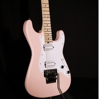 Charvel Pro-Mod So-Cal® Style 1 HH FR M Satin Shell Pink Guitar