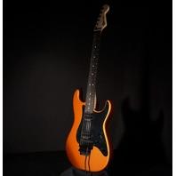 Charvel Pro-Mod So-Cal® Style 1 HH FR E Satin Orange Blaze Guitar