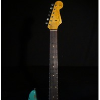 Fender Custom Shop '60 Stratocaster Faded Aged Foam Green Heavy Relic Guitar