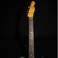Fender Lmt Ed 1960HS Custom Telecaster Heavy Relic Aged Surf Green /3TSB Guitar