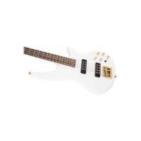 Jackson JS3 IV Spectra Snow White Bass Guitar