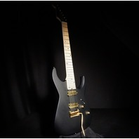 Charvel Angel Vivaldi Signature DK24-7 Nova Satin Black Guitar
