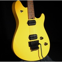 EVH Wolfgang Standard Taxi Cab Yellow Baked Maple Neck Guitar