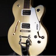 Gretsch G5655T Electromatic CB Jr. Casino Gold Guitar