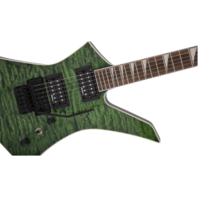 Jackson X Series KEXQ Kelly Trans Green Guitar ICJ1972641