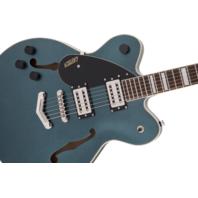 Gretsch G2622LH Streamliner Center Block V-Stoptail Left-Handed Gunmetal Guitar