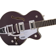 Gretsch G5655T Electromatic CB Jr. Dark Cherry Metallic Guitar