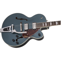 Gretsch G2420T Streamliner Hollow Body with Bigsby Gunmetal Guitar