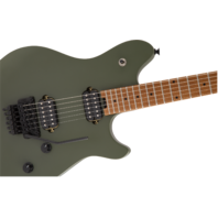 EVH Wolfgang Standard Matte Army Drab Baked Maple Neck Guitar