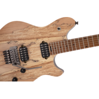 EVH Wolfgang Standard Exotic Spalted Maple Baked Maple Neck Guitar
