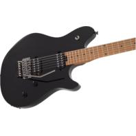 EVH Wolfgang Standard Gloss Black Baked Maple Neck Guitar