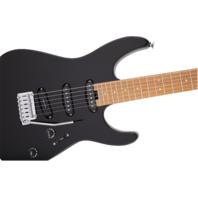 Charvel Pro Mod DK22 SSS 2PT CM Gloss Black Guitar