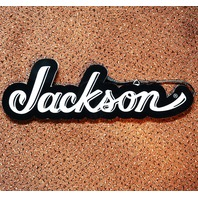 Jackson Logo LED Limited Edition Sign Lights Up Power Supply Inc